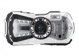 Ricoh WG-40W underwater camera
