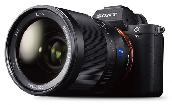 Sony-α7S-II-full-frame-mirrorless-camera