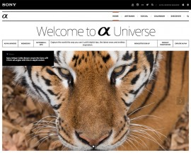Sony-started-a-new-community-website-alphauniverse.com