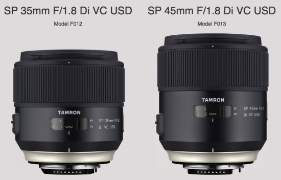 Tamron-SP-35mm-and-45mm-f1.8-Di-VC-USD-lenses-for-Nikon-F-mount