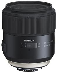 Tamron SP 45mm f:1.8 Di VC USD model F013 lens