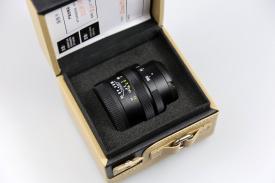 Zhongyi Mitakon Speedmaster 25mm f:0.95 lens for Micro Four Thirds cameras 2