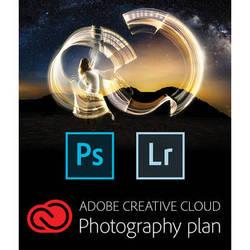 Adobe CC photoraphy plan deal