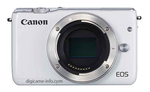 Canon EOS M10 mirrorless camera 3