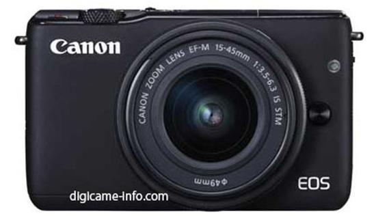 Canon-EOS-M10-mirrorless-camera