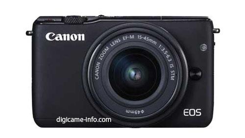 Canon EOS mirrorless camera rumors