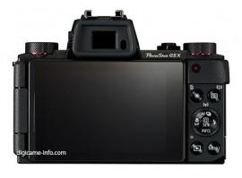 Canon Powershot G5 X camera rumors