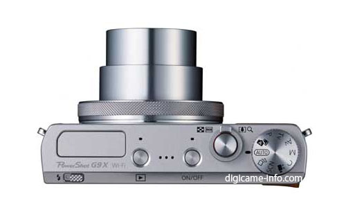 Canon Powershot G9 X camera 2