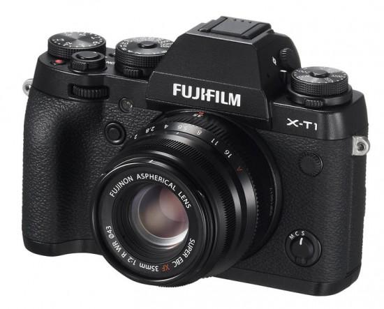 Fuji FUJINON XF 35mm f:2 R WR lens