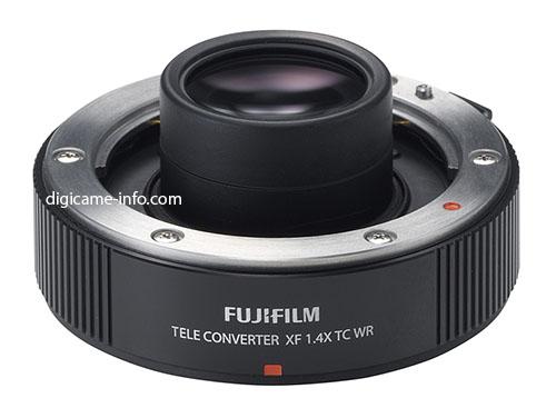 Fuji XF 1.4X TC WR teleconverter