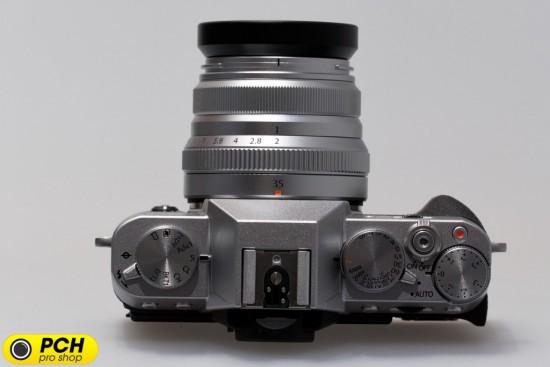 Fuji XF 35mm f:2 R WR lens