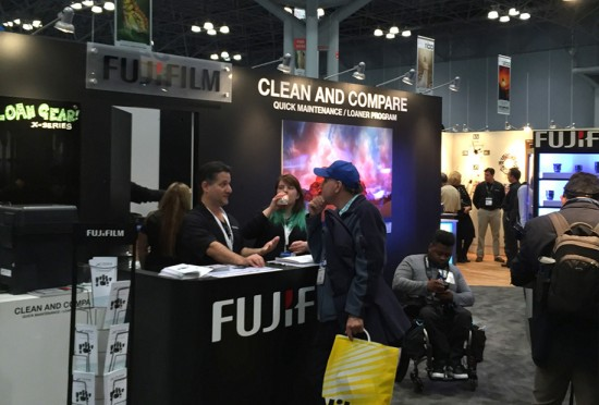 Fuji-at-PhotoPlus-Expo