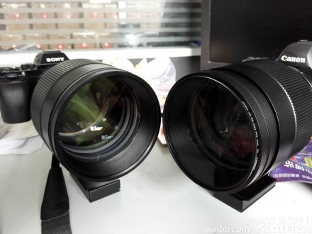 Mitakon 135mm f:1.4 lens 2