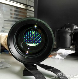 Mitakon 135mm f:1.4 lens