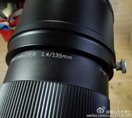 Mitakon 135mm f:1.4 lens 4