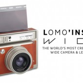 New lomography Instant Wide Camera