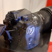 Pentax full frame DSLR camera 3