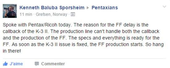 Pentax-full-frame-DSLR-camera-delayed