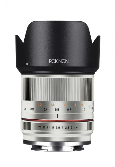 Rokinon 21mm f:1.4 ED AS UMC lens