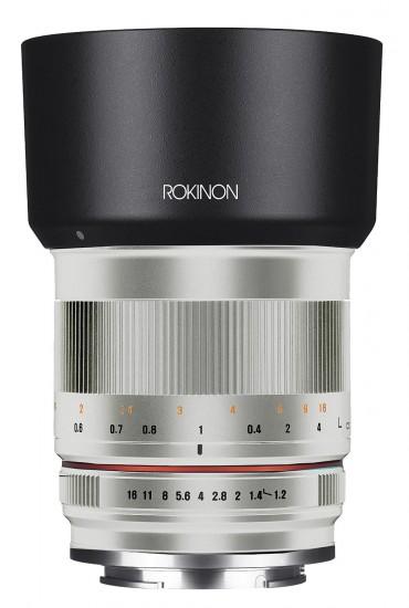Rokinon 50mm f:1.2 AS UMC lens