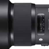 Sigma 20mm f:1.4 DG HSM Art lens 2