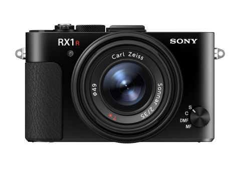 Sony RX1R II camera
