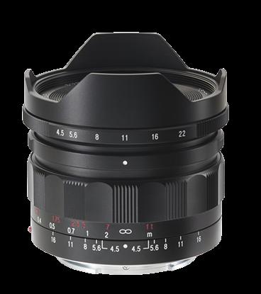 Voigtländer 15mm f:4.5 Super Wide Heliar aspherical lens E-mount