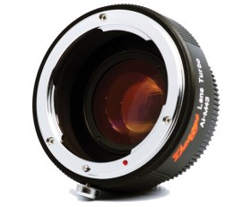 ZY-Optics-Turbo-Adapter-version-II-for-Micro-Four-Thirds-cameras