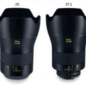 Zeiss Otus 28mm f:1.4 lens