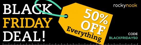 Black Friday book deals