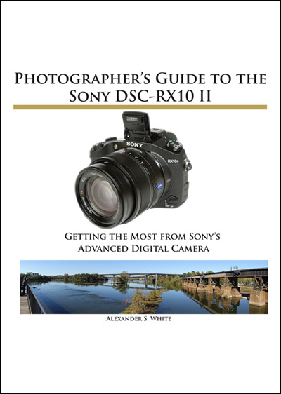 Guide book for Sony RX10 II camera