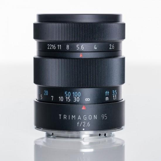 Meyer-Optik-Görlitz Trimagon 95mm ::1.6 lens
