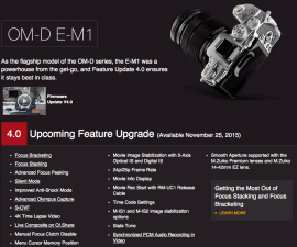 Olympus-OM-D-E-M1-and-E-M5-firmware-updates