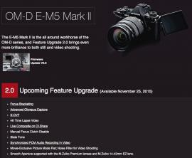 Olympus-OM-D-E-M5-firmware-update
