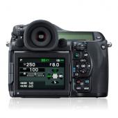 Pentax 645Z IR infrared medium format camera 3