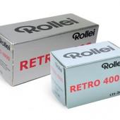 Rollei Retro 400s film