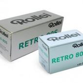 Rollei Retro 80s film