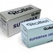 Rollei Superpan 200 film