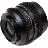 SLRMagic 50mm f:1.1 lens for Sony FE-mount