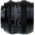 SLRMagic 50mm f:1.1 lens for Sony FE-mount 2