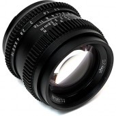 SLRMagic 50mm f:1.1 lens for Sony FE-mount 3