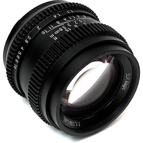 SLRMagic 50mm f:1.1 lens for Sony FE-mount 3