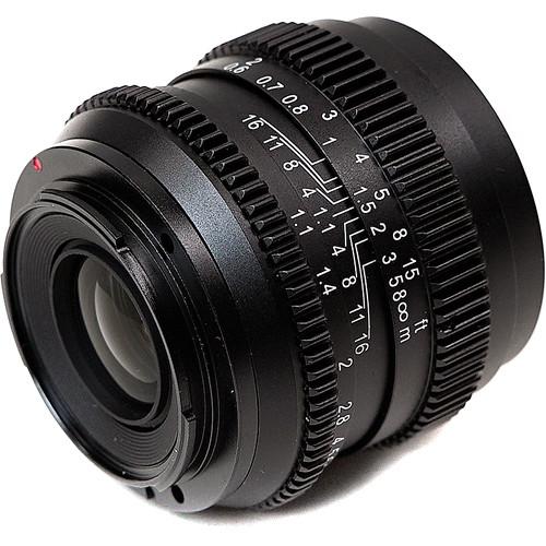SLRMagic 50mm f:1.1 lens for Sony FE-mount