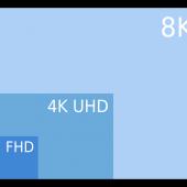 8k video format comparison