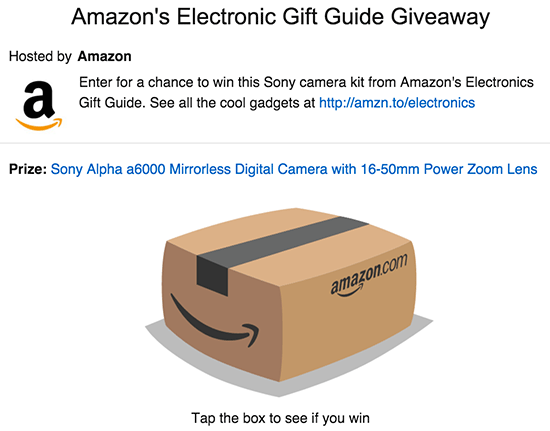 Amazon-giveaway--Sony-a6000-camera-with-16-50mm-lens