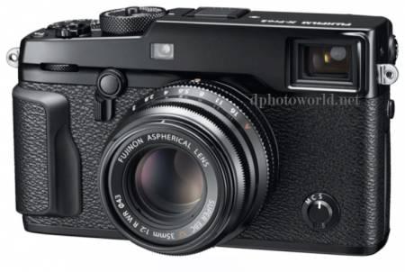 Fuji X-Pro2 camera front