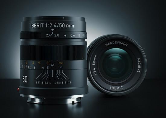 HandeVision-IBERIT-50mm-f_2.4-lens