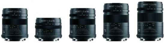 HandeVision IBERIT lenses