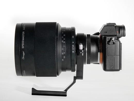 Mitakon Speedmaster 135mm f:1.4 lens 2