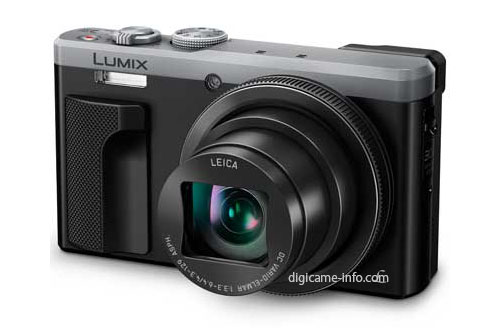 Panasonic DMC-TZ80 camera